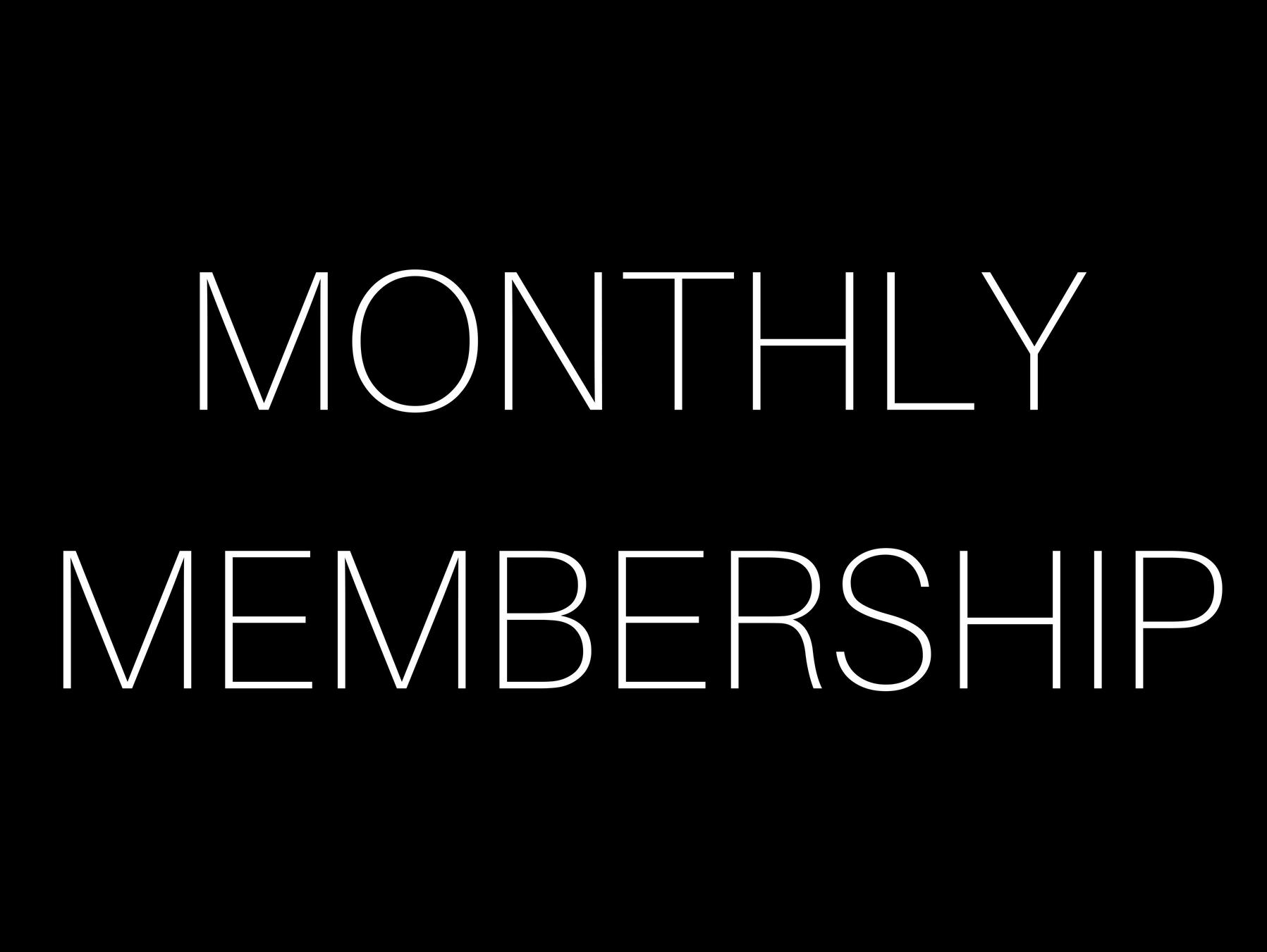 Core 3 Monthly Membership