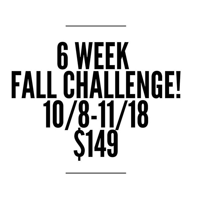We have 10 spots left for our fall 6 week challenge and would love to have you join in the fun!! Dates: 10/8-11/18 Details..... ✅food plan and coaching ✅ meal plan and shopping lists ✅unlimited classes @core3fitness and 2 classes @studio3stl ✅accountability and support Cost: $149 or $20 for 3(65) members! Link to sign up is in our bio 👆🏻👆🏻👆🏻👆🏻👆🏻 #brentwoodmo #fitnesschallenge #stl #stlouis #stlgram #stlfitness