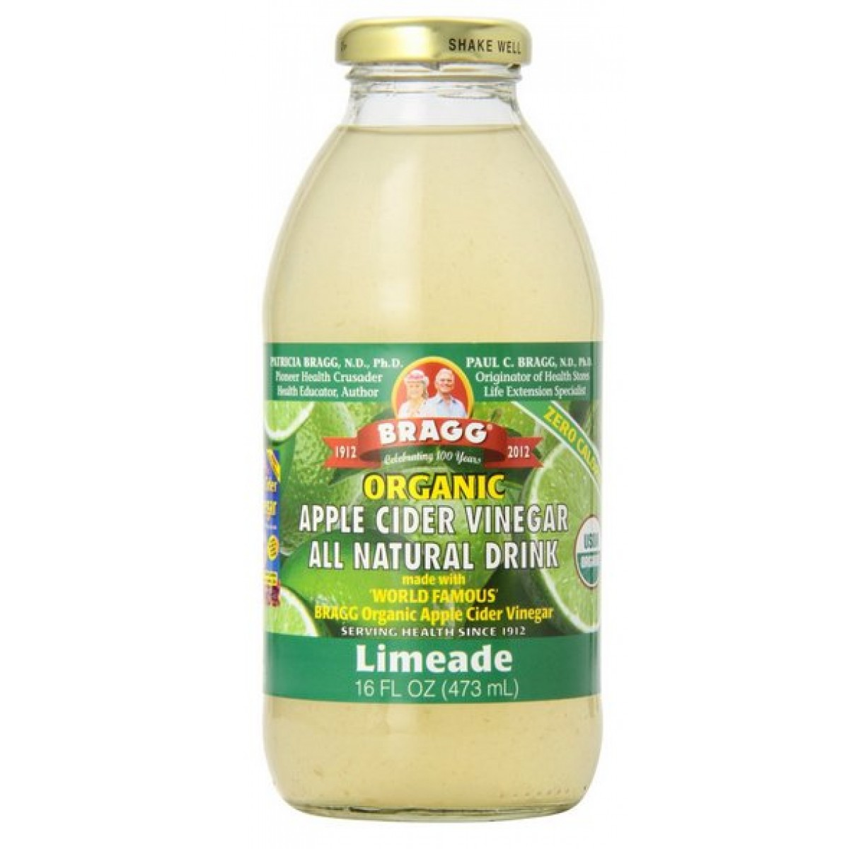 Braggs Apple Cider Vinegar Limeade