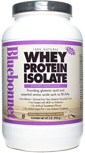 BlueBonnet Whey Protein Isolate Vanilla