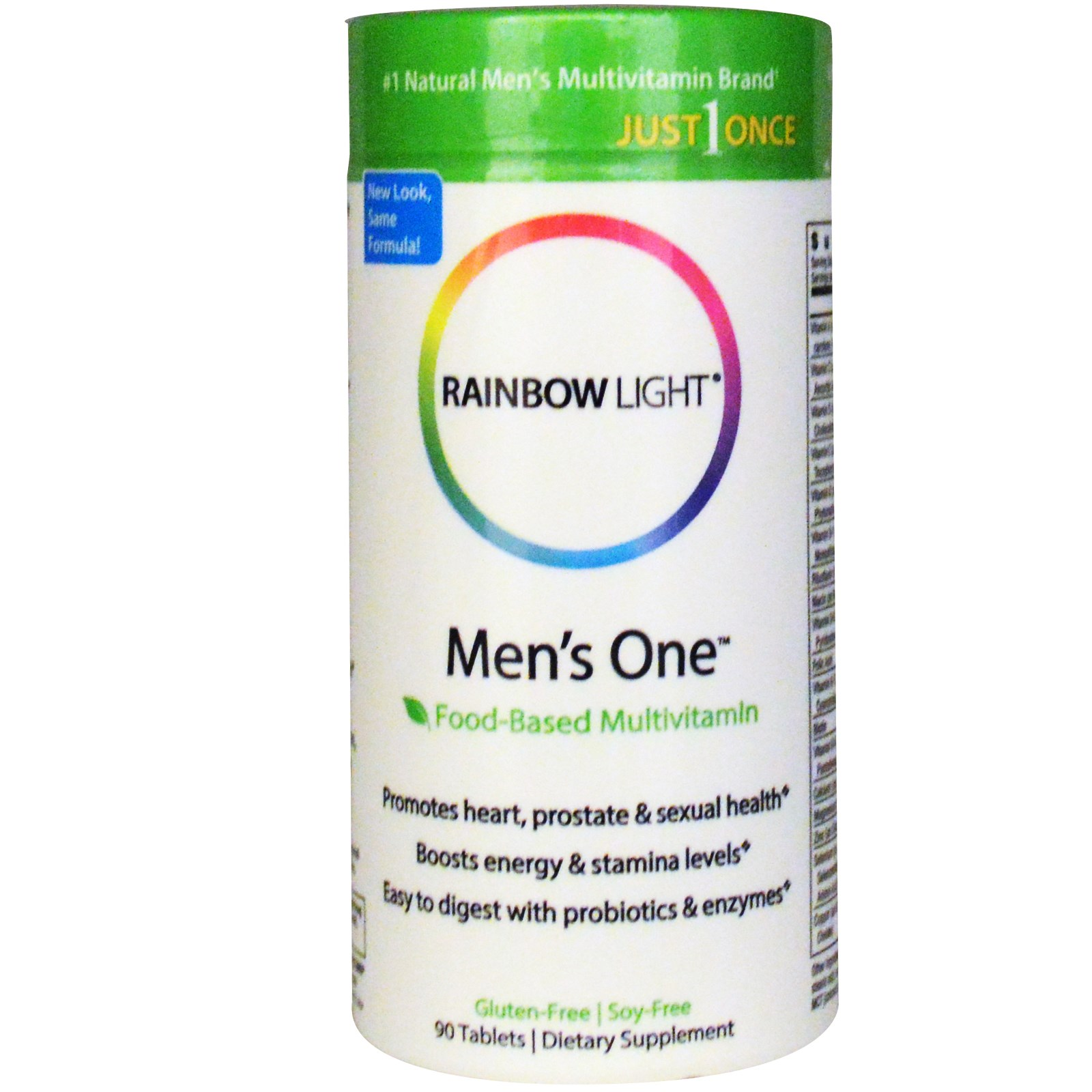 Daily Mulitvitamin for Men
