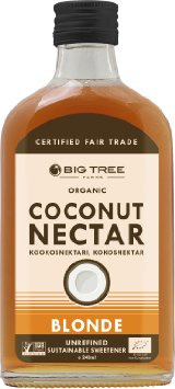 Coconut Nectar (Syrup & Sweetner Alternative)