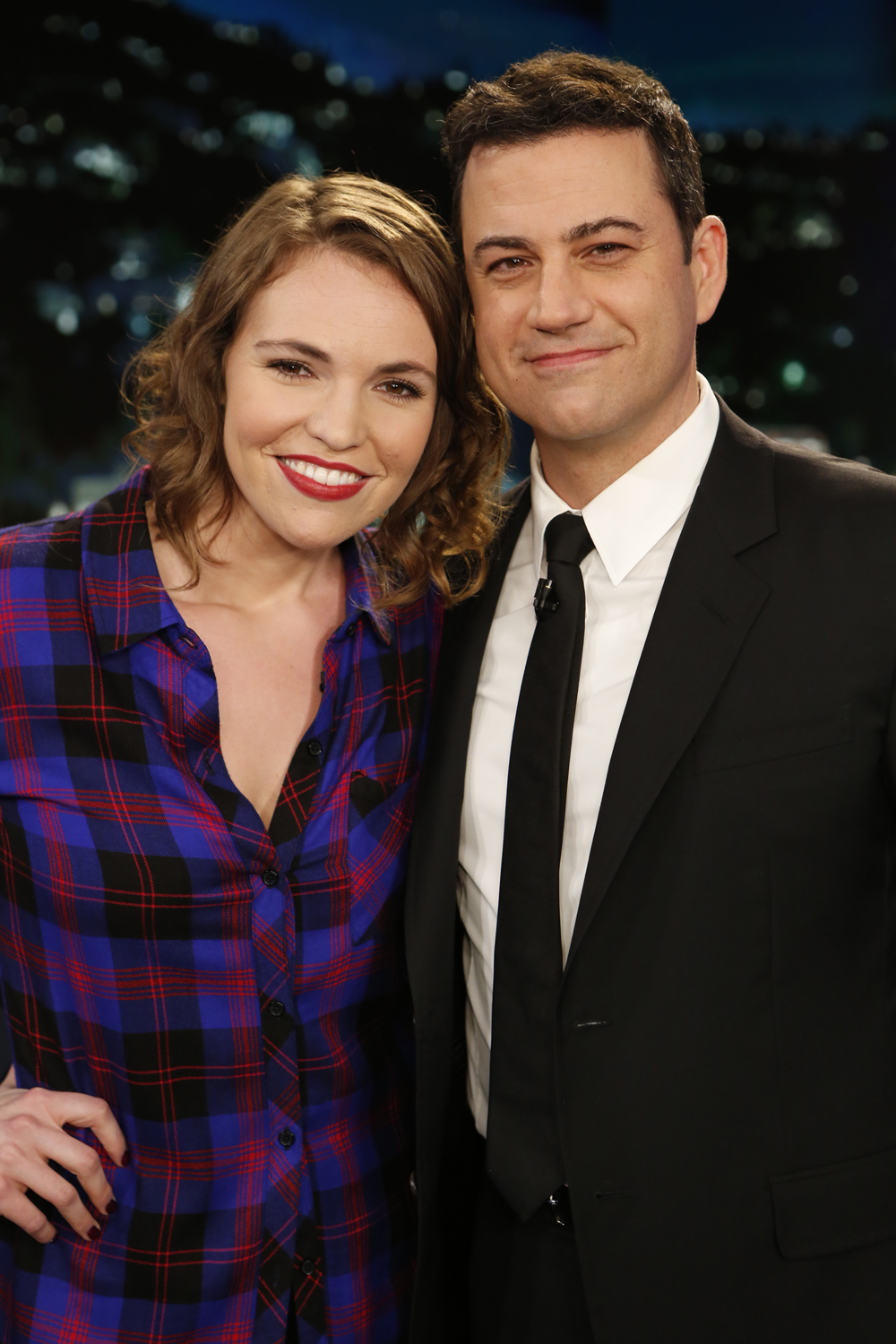 Kimmel and Beth
