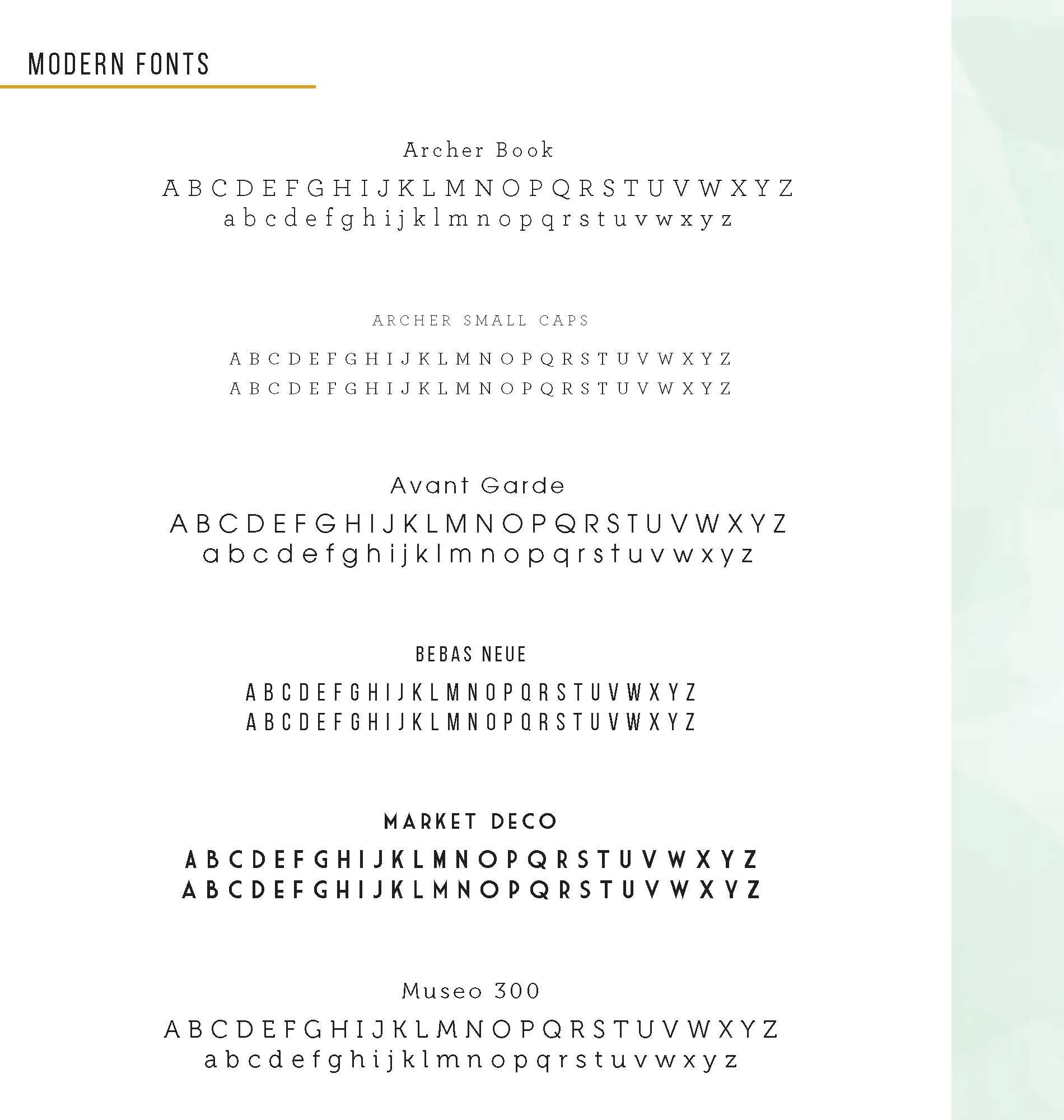 lookbook — Paperie + Pen