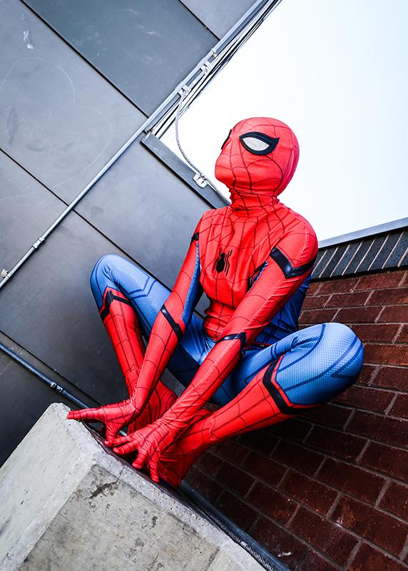 Spider Hero  Entertainment