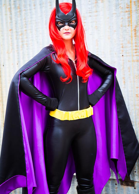 Bat Hero Girl  Entertainment