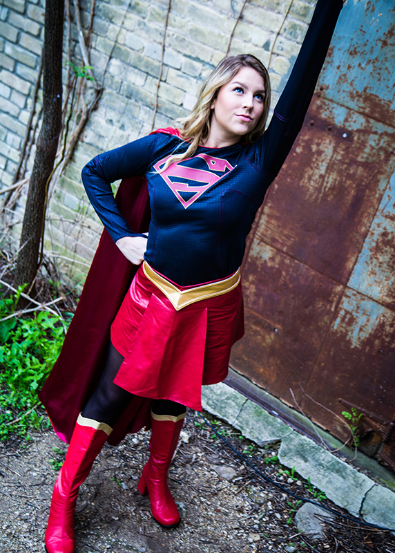 Female Super Hero  Entertainment