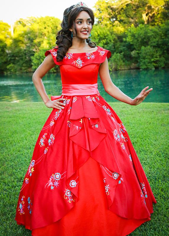 Latin Princess (Gown)  Entertainment