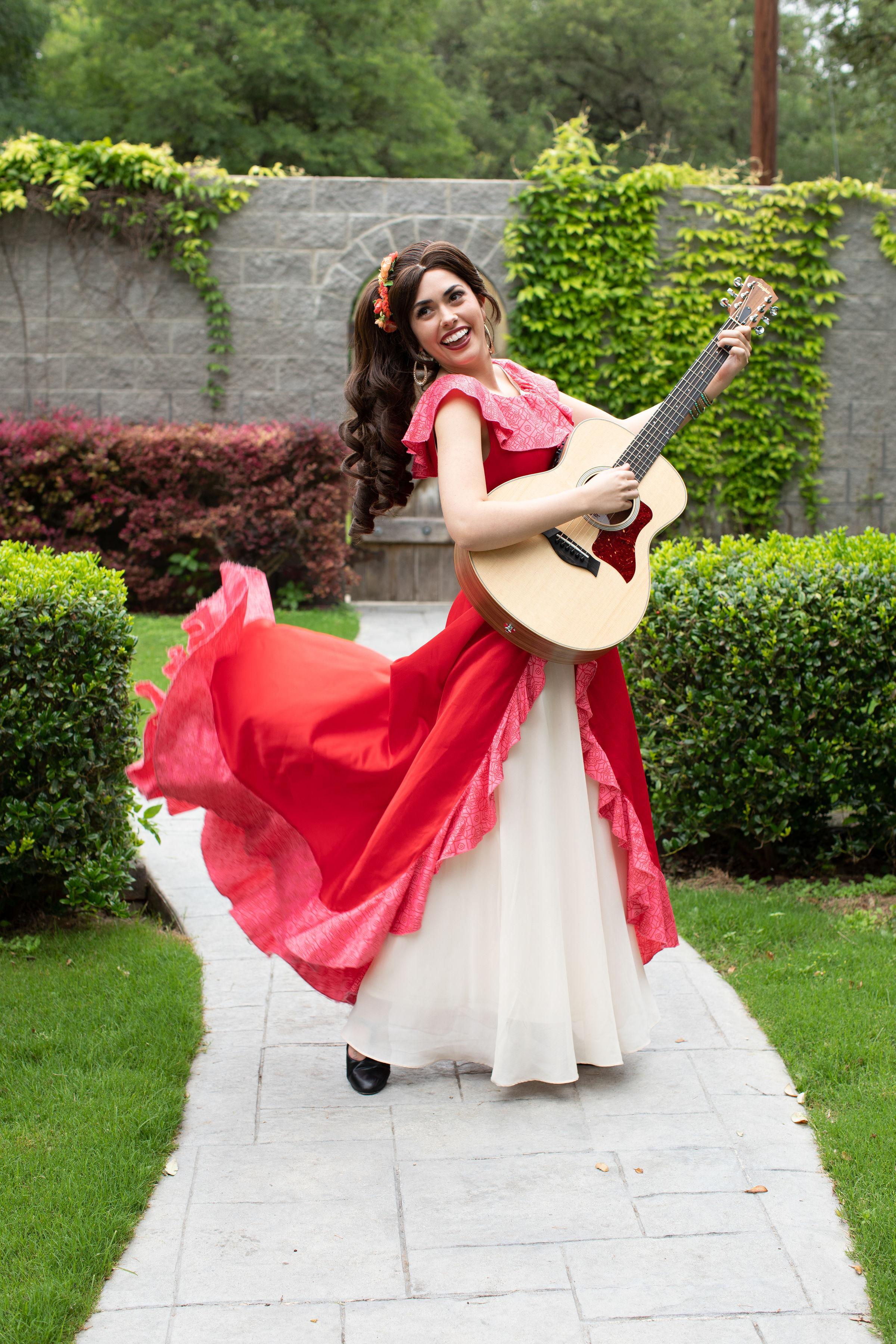 Latin Princess (Village)  Entertainment+