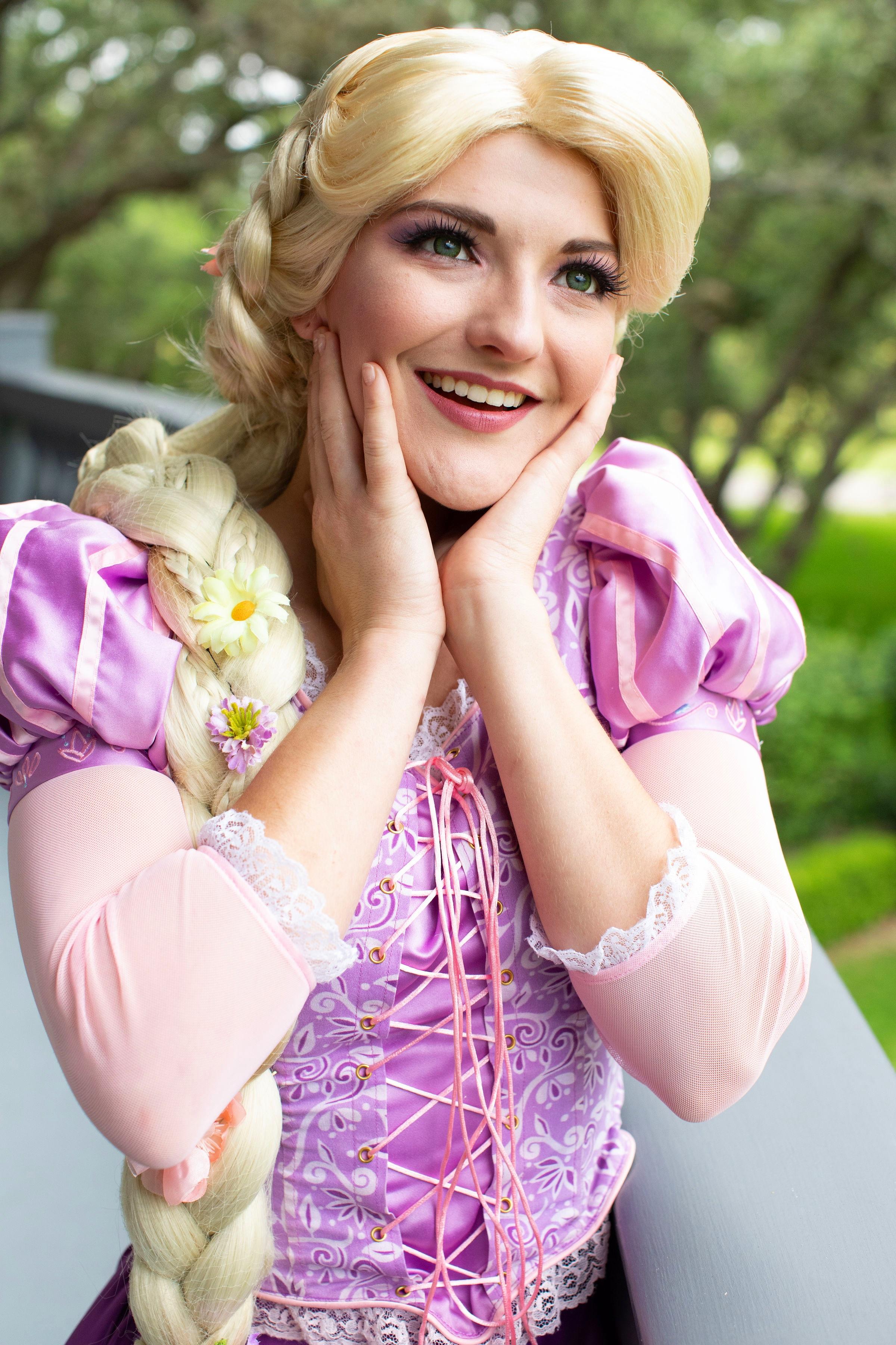 Rapunzel  Entertainment+