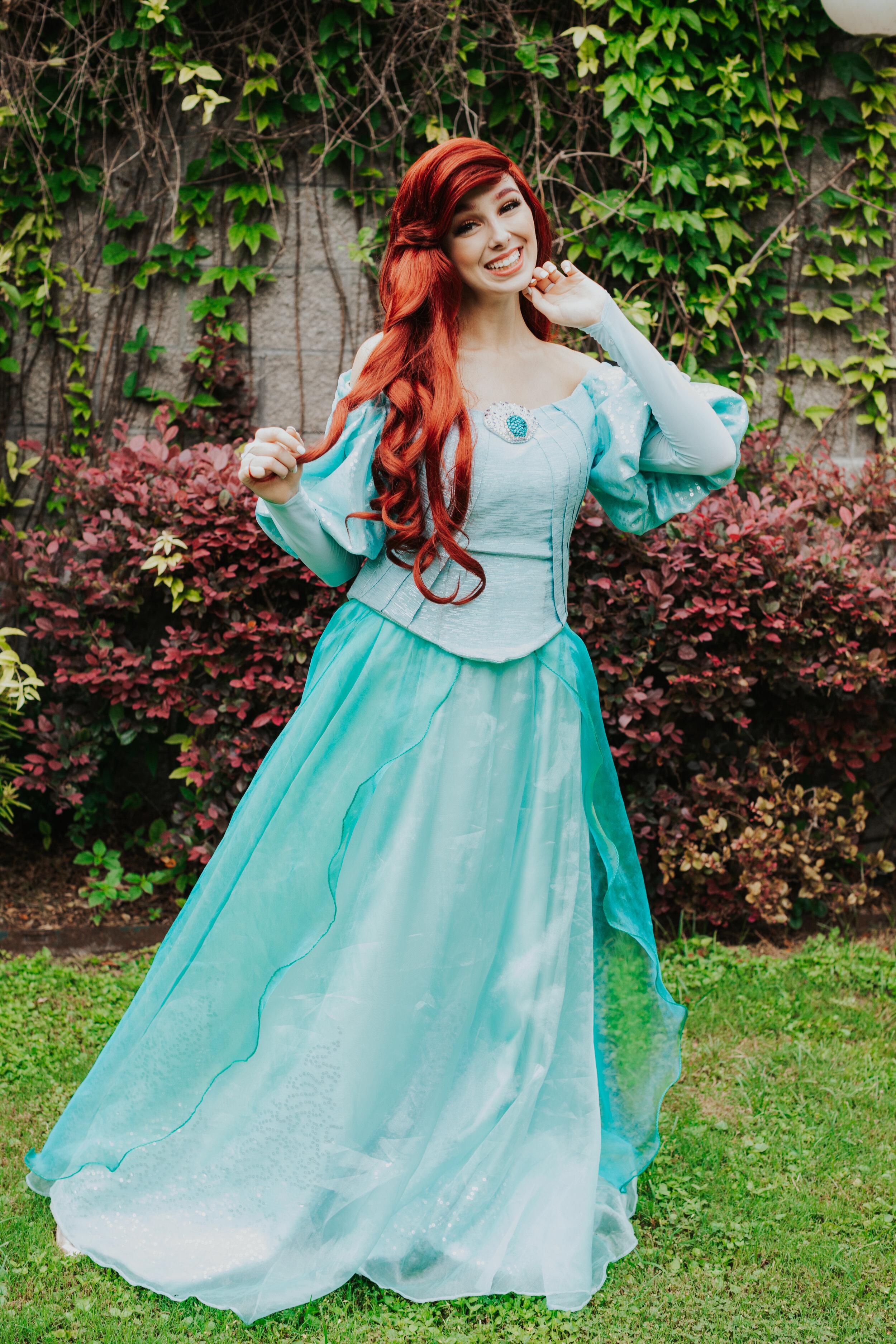 Mermaid Princess (Dress)  Entertainment