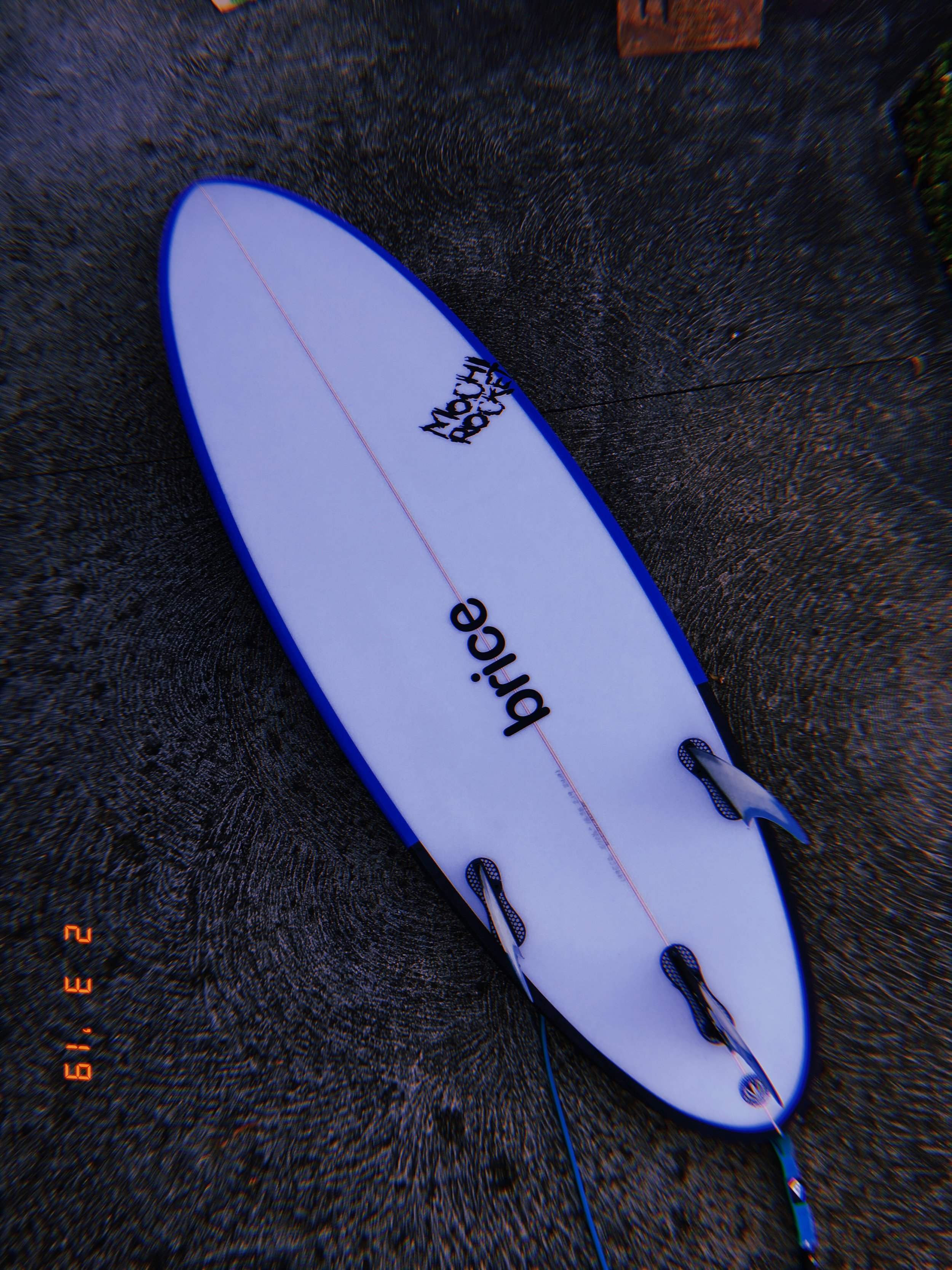 This board was a surprise on performance. Thought it might feel to gunny and pinny. It actually went amazing in less then epic surf.   Learned a lot, and really got back to the drawing board to look on what little things made a difference.  Been learning a lot about curves, and seem to be headed in the right direction, but this board was a break through.