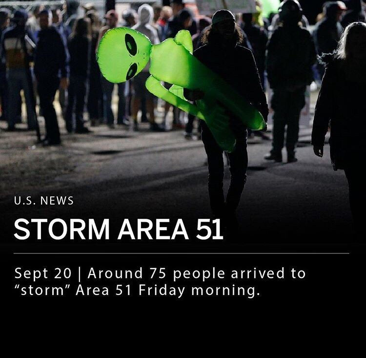 75 people wanting to get shot with rubber bullets, gassed out, and a new criminal record.