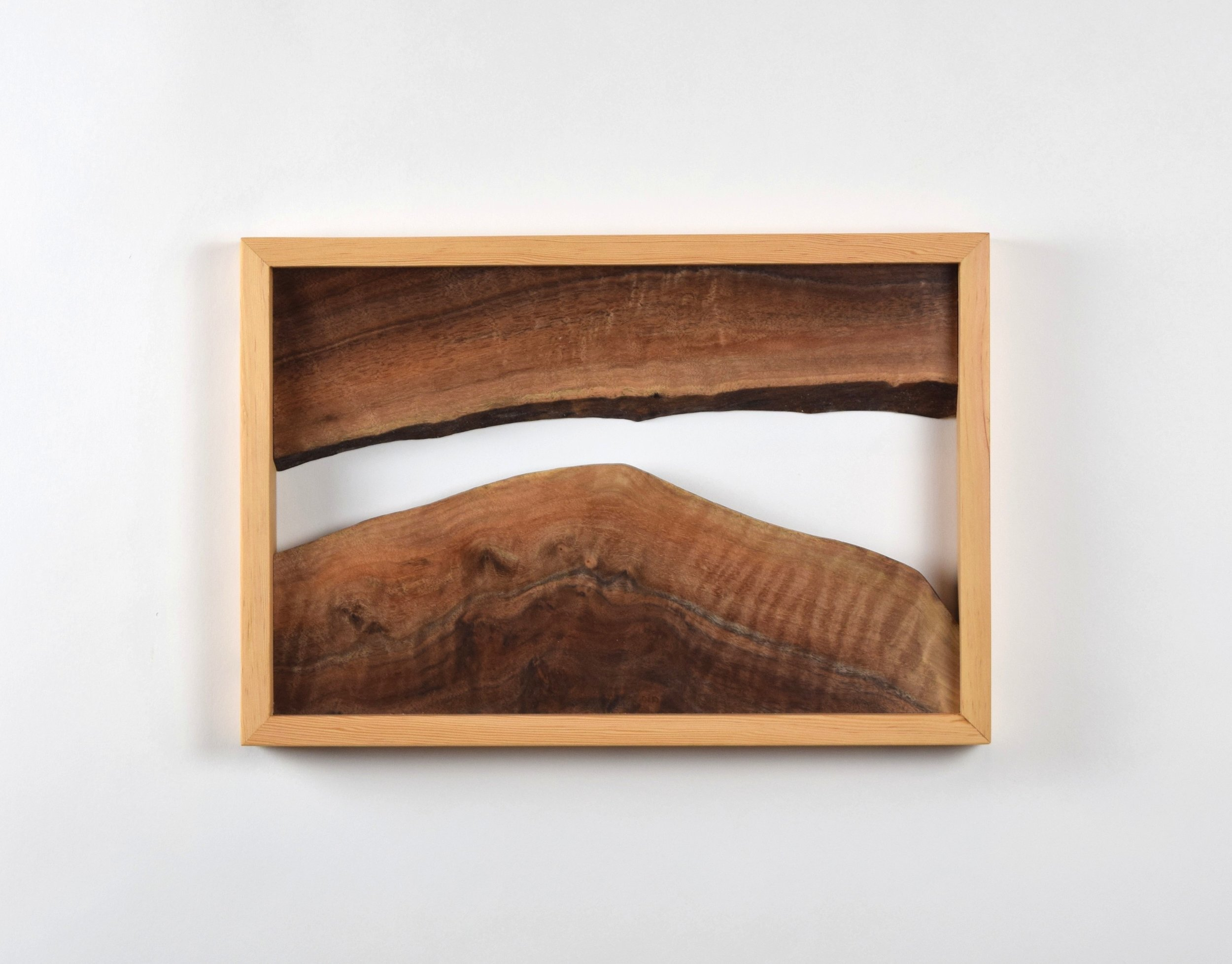 Live-edge Sculpture Series - Reusing the offcuts.