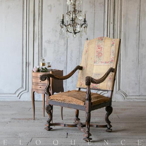 Antique Armchair