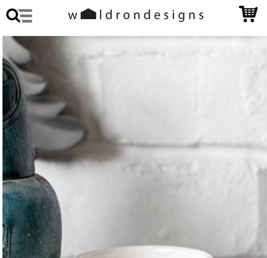 Shop Waldron Designs!