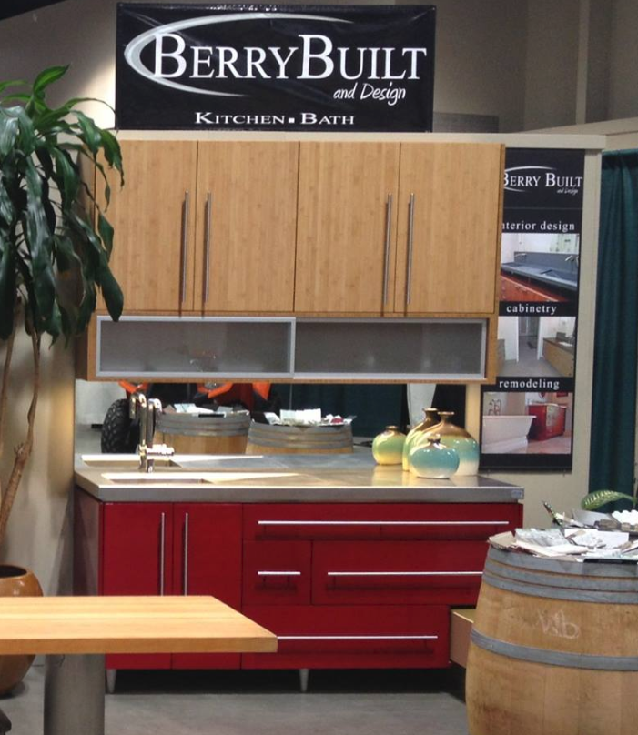 Design for  Berry Built Design  that was a huge hit in the 90's and is still going strong! By the way, if you need an amazing design-build firm in the Spokane area, these guys are as good as it gets!