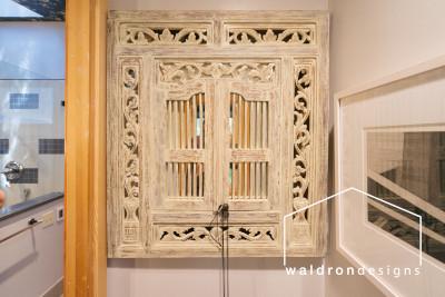 A Decorative Mirror...