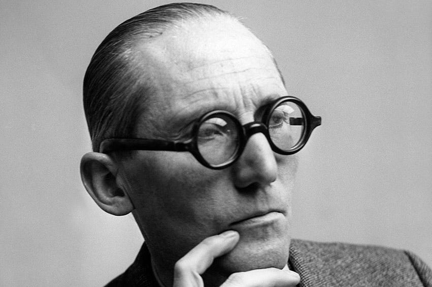 Charles-Édouard Jeanneret-Gris (AKA Les Corbusier)