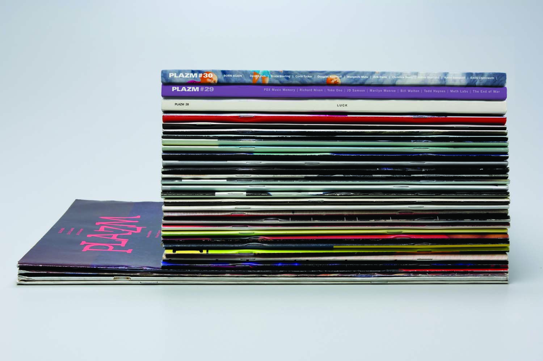 Plazm magazine, 1991–present