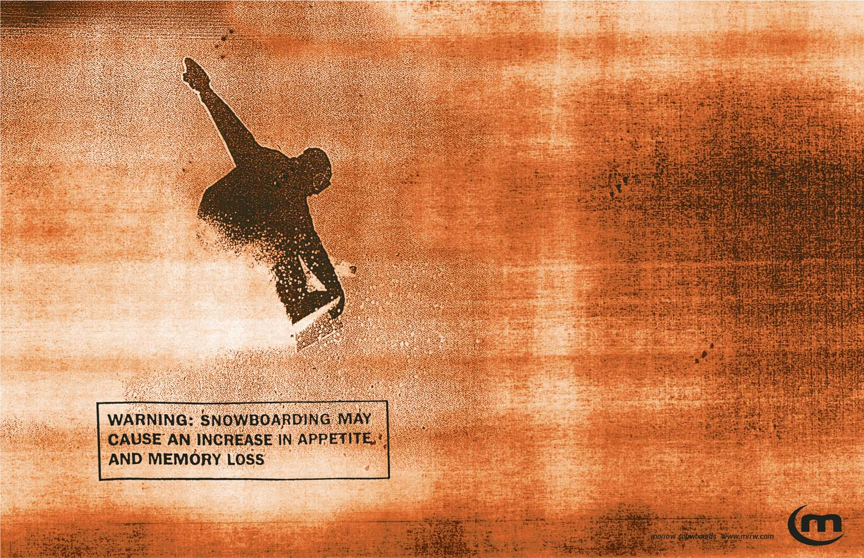 Morrow Snowboards ad