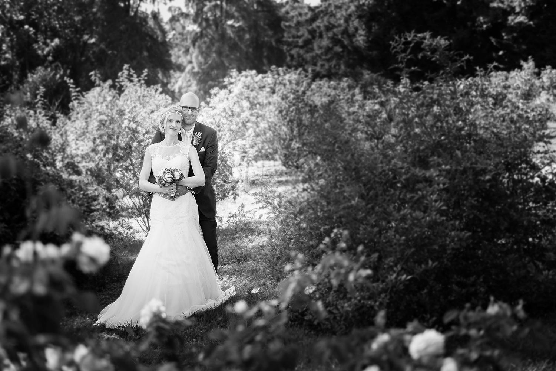 Hochzeitsfotografie auf der Insel Mainau