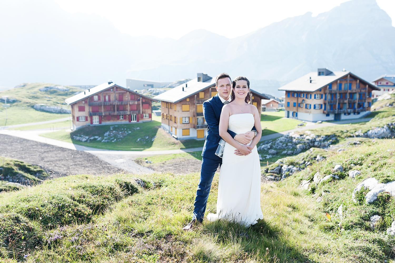 Brautpaarshooting Kanton Obladen