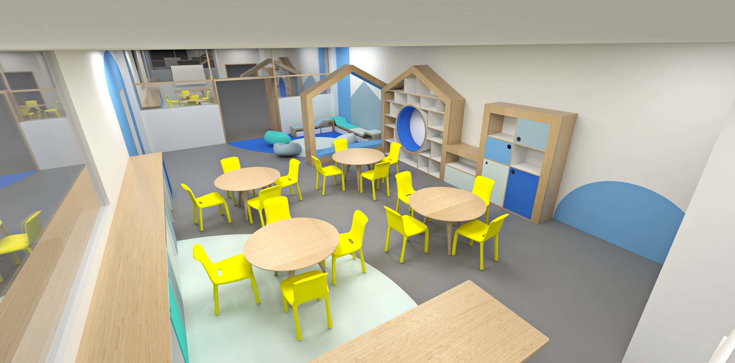 School Layout, Planning & Visualisation