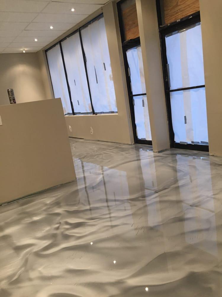 rippled effect pearl epoxy flooring satin finish concrete 2.jpg
