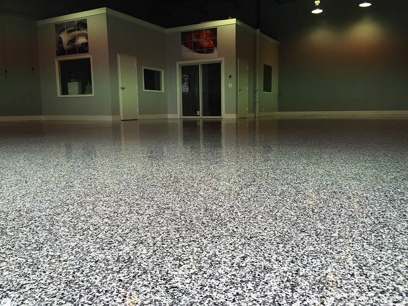 Flake+epoxy+coating+for+garage+flooring