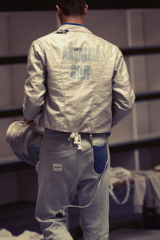 Photo : Robert Wyatt - Jocks & Nerds