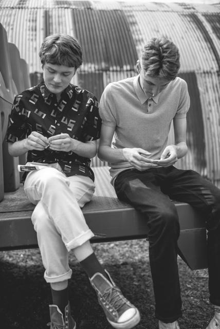 Photo : Gavin Watson - Jocks & Nerds