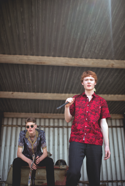 Photo : Gavin Watson = Jocks & Nerds