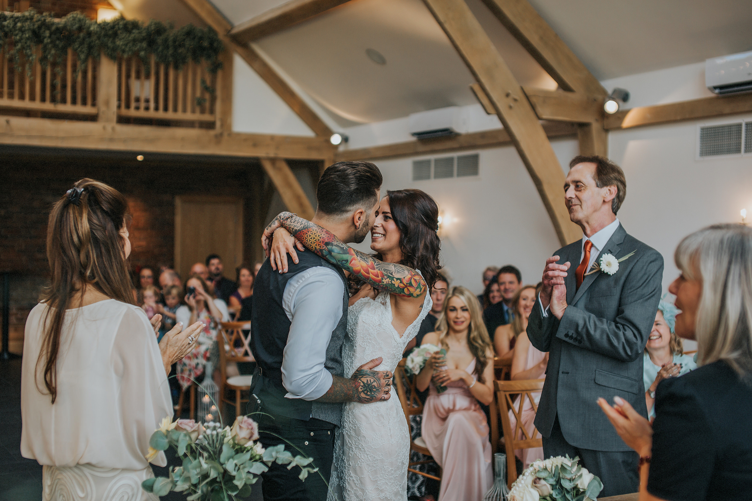 Creative and Alternative wedding photographer in Warwickshire