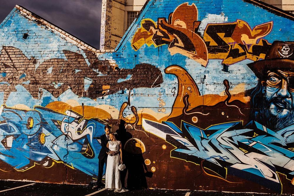 ALTERNATIVE, MODERN & CREATIVE WEDDING PHOTOGRAPHER STAFFORDSHIRE