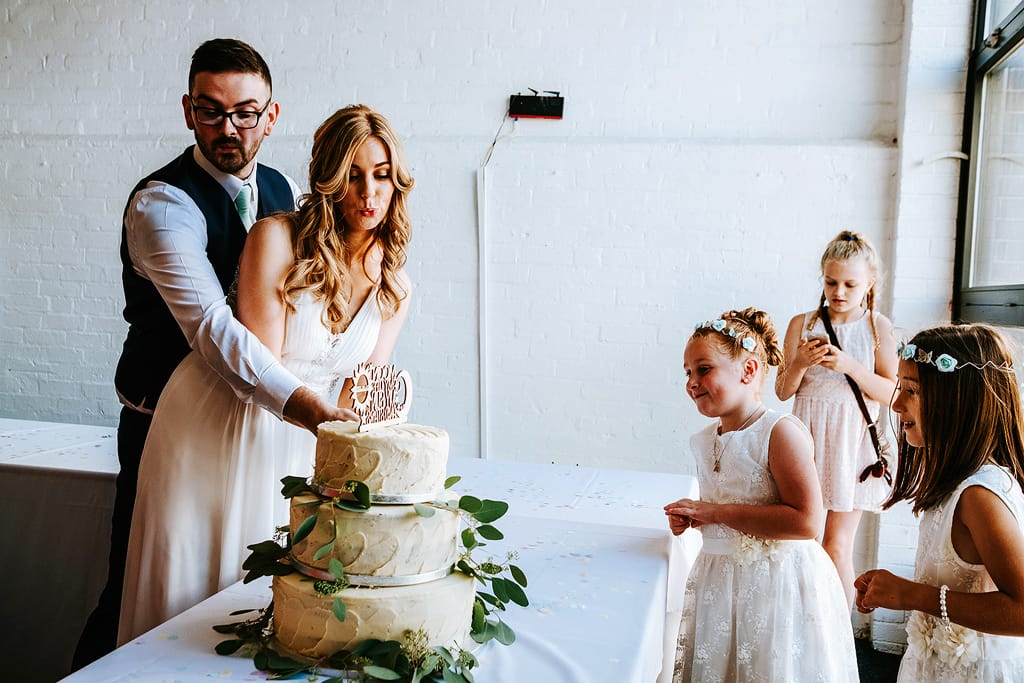 THE BOND DIGBETH WEDDING