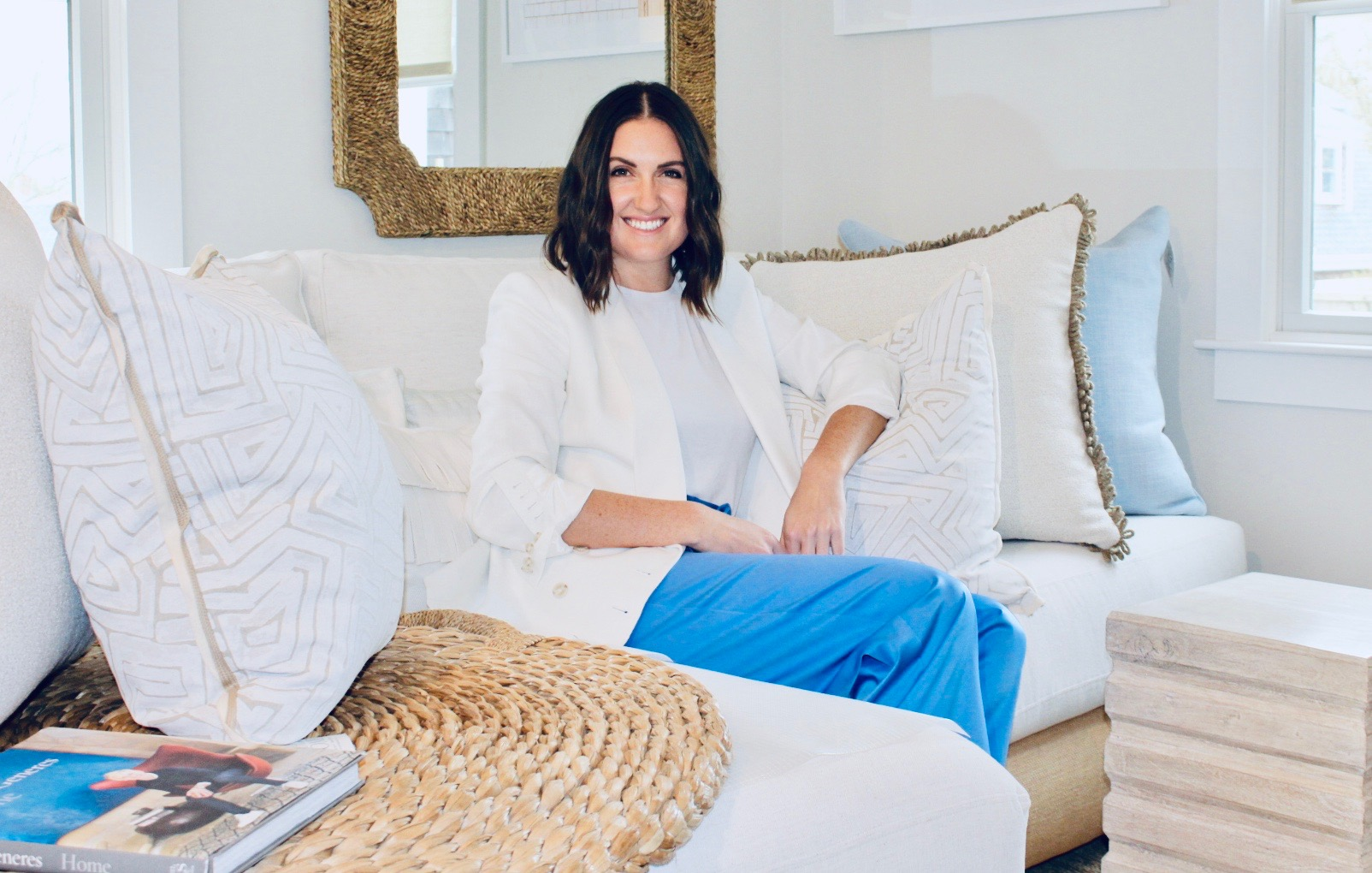 Erin Masterson - Designer for The Chatham Home