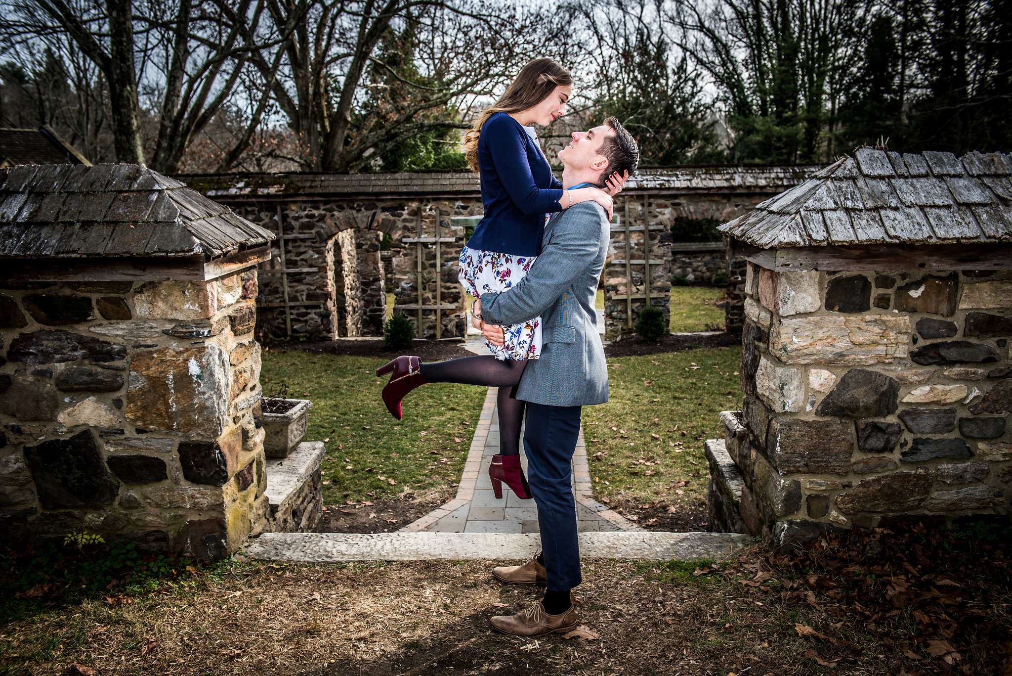 hunting-hill-mansion-engagement