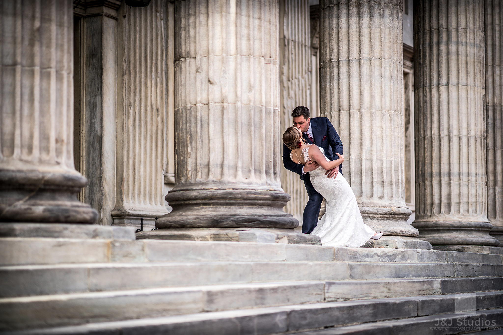 2nd bank of the united states wedding photography
