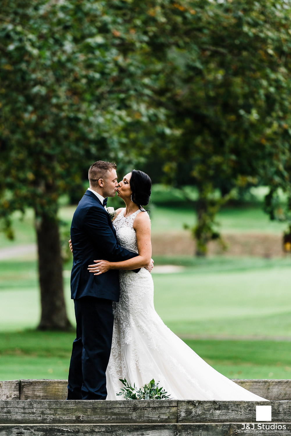 Philmont Country Club Wedding Bride Groom