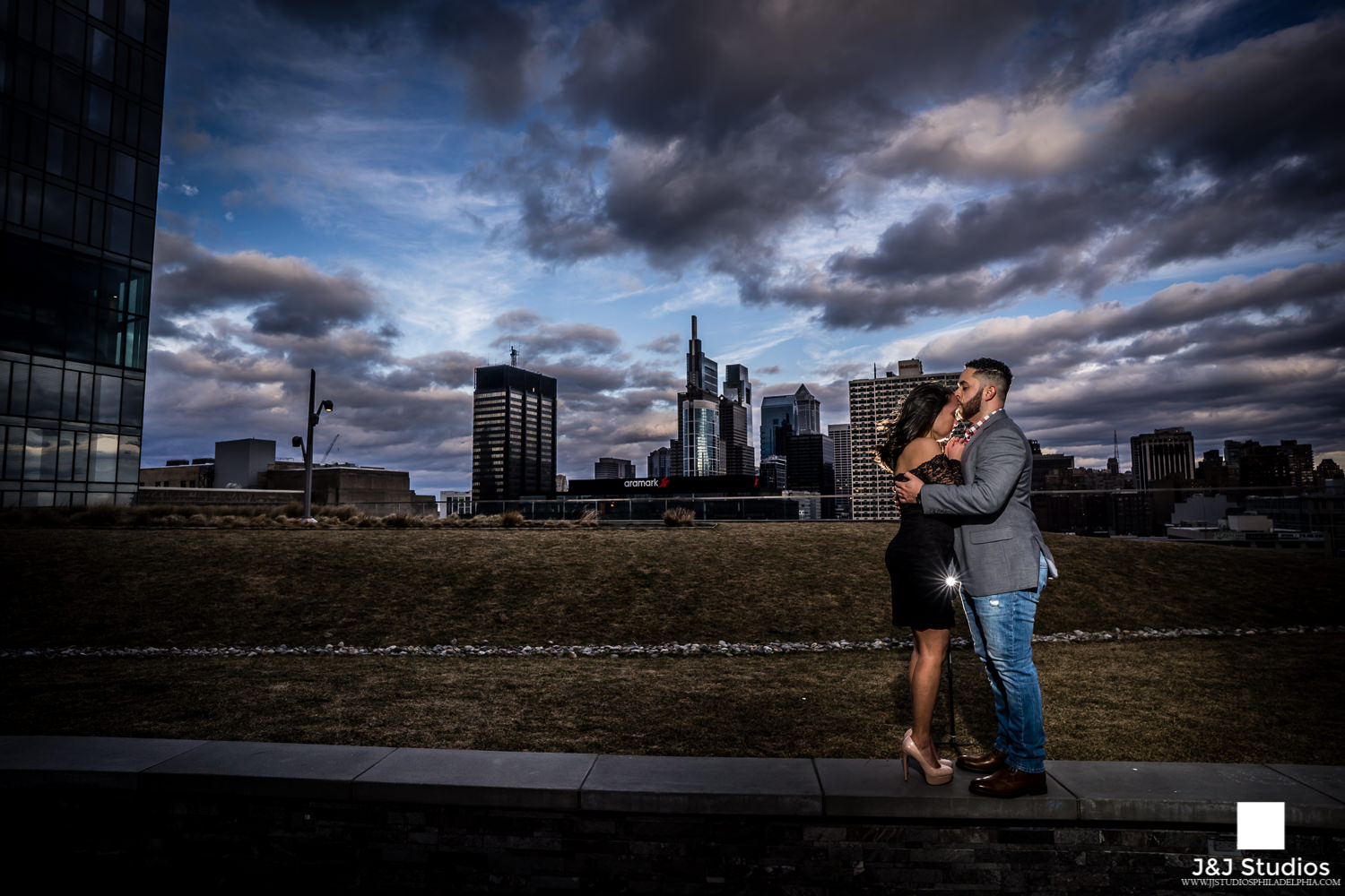philadelphia engagement cira green