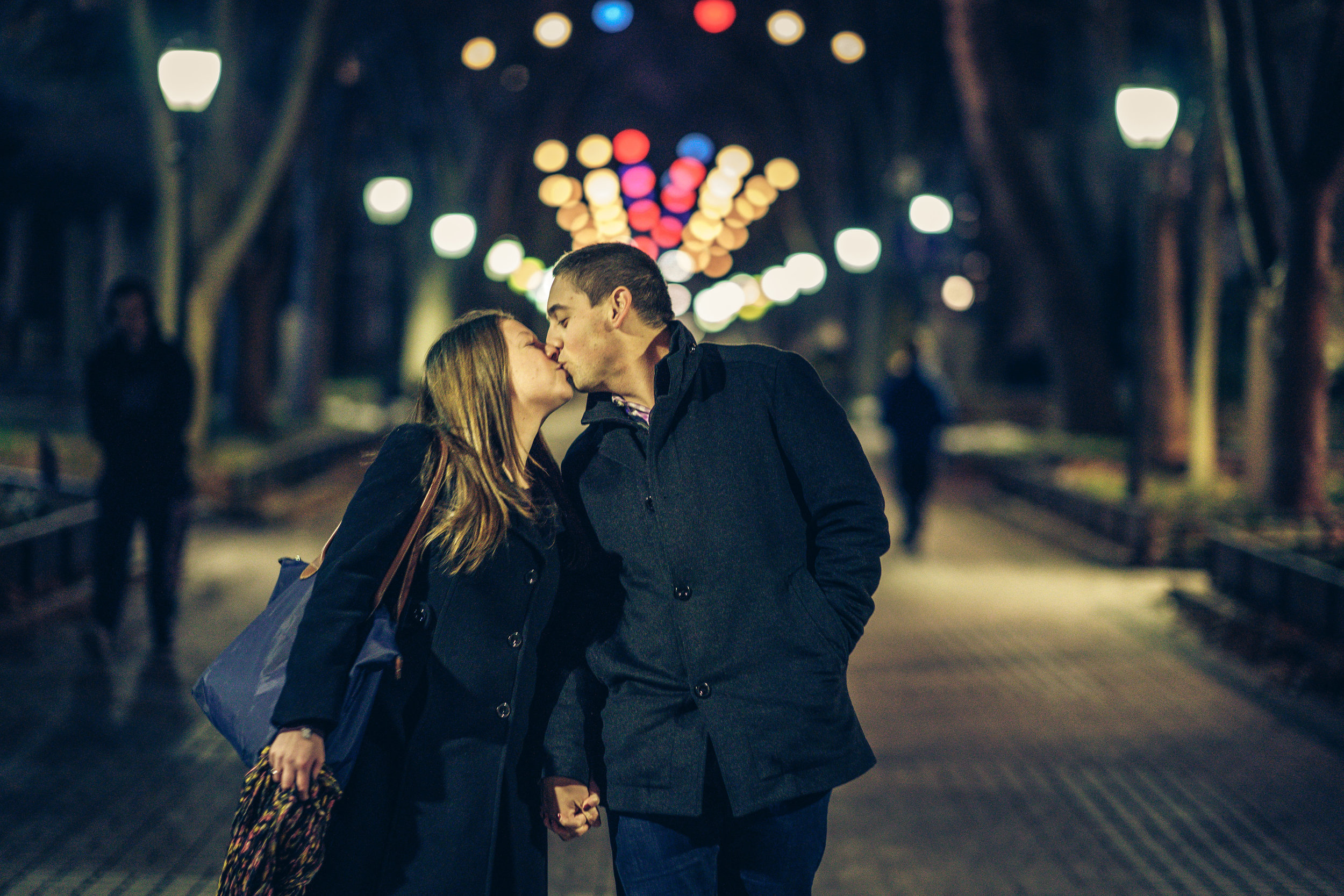 locust walk engagement upenn philly