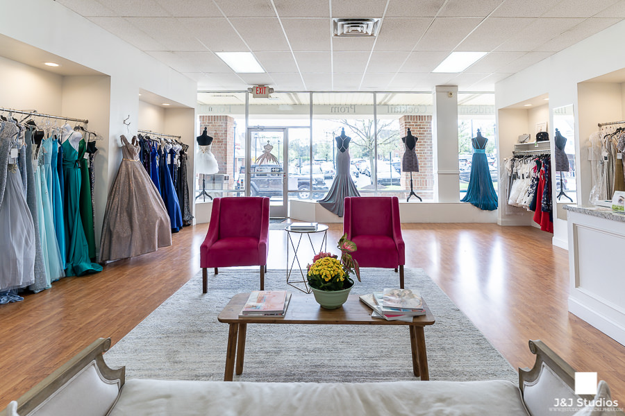PromMiss Dresses Store interior
