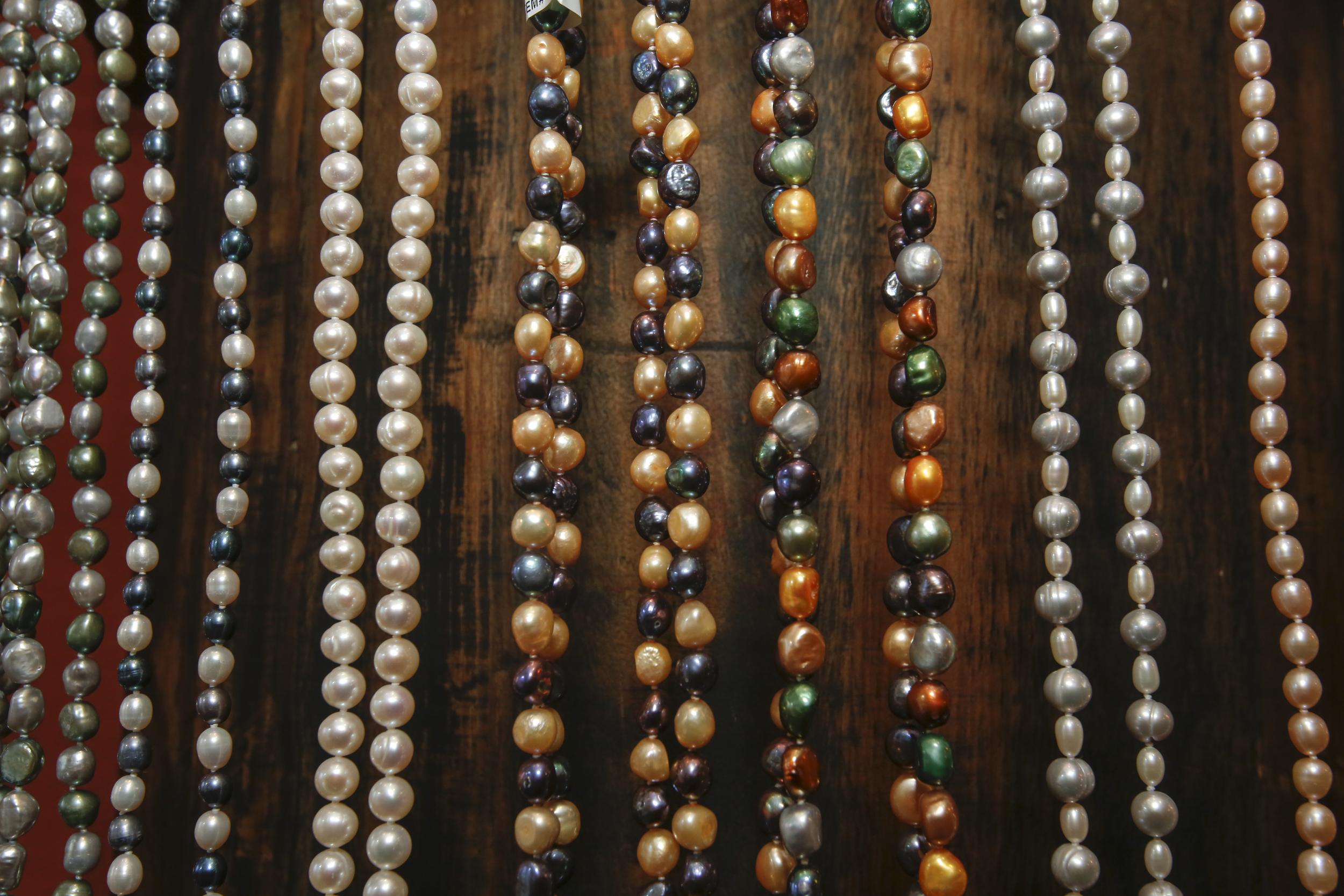 Salt Water Pearls