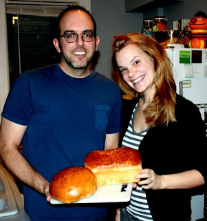 Bread Baking with  Yes and Yes Blogger Sarah