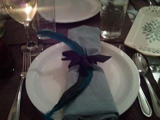 Joy's Tablescape