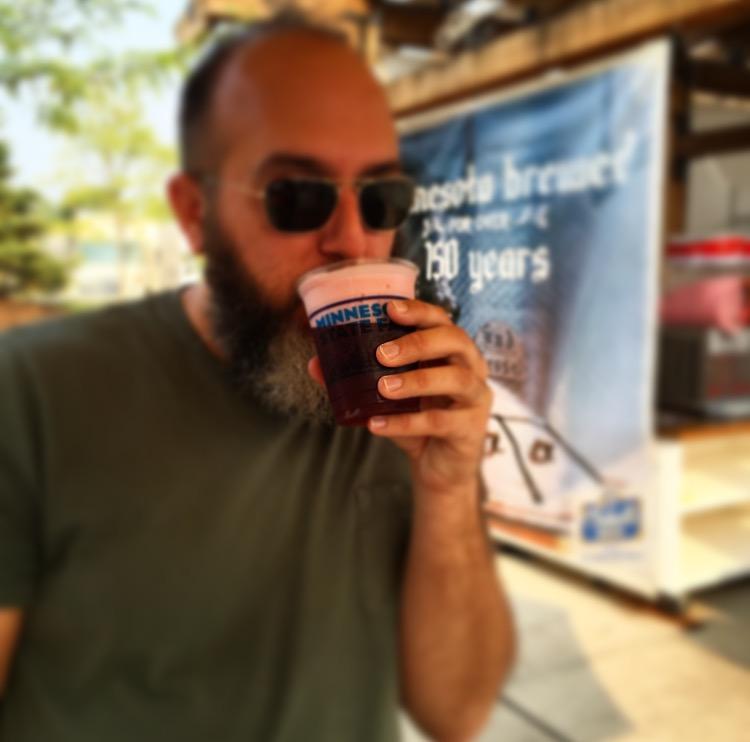 Breakfast Blueberry Beer