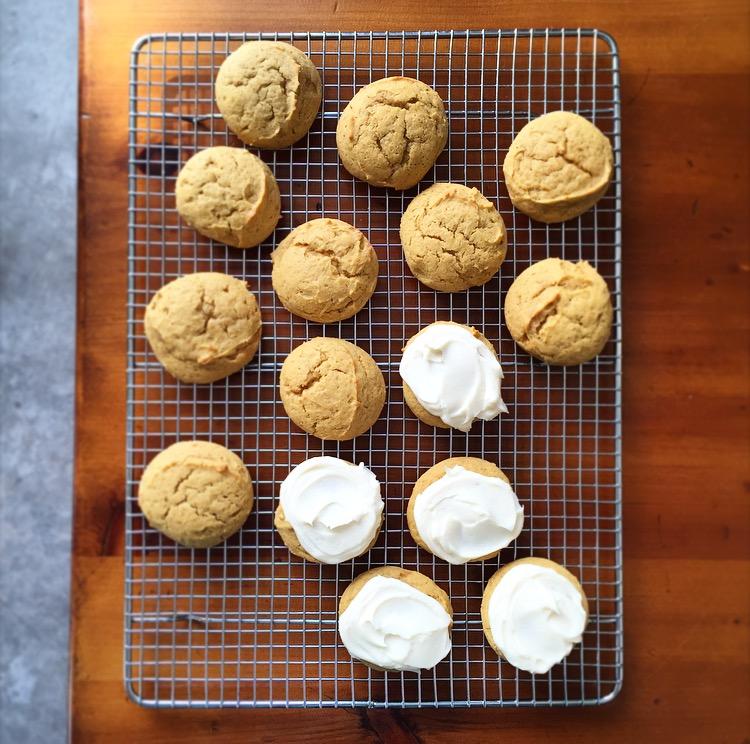Bubbie's Pumpkin Cookies