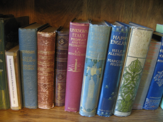 Rare Travel Books and Illustrated Works