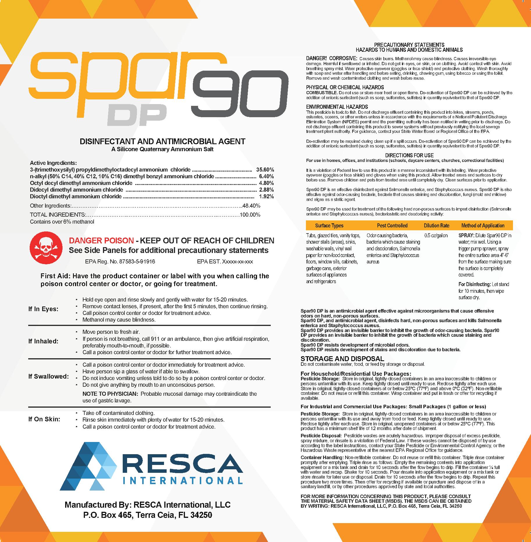 Spar90 Dual Product
